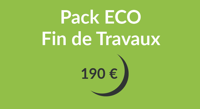 pack eco fin de travaux rt2012 eco. Black Bedroom Furniture Sets. Home Design Ideas