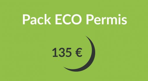 pack eco permis22 510x278 - Pack ECO Permis